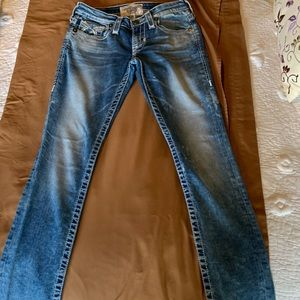 Like new, Big Star jeans